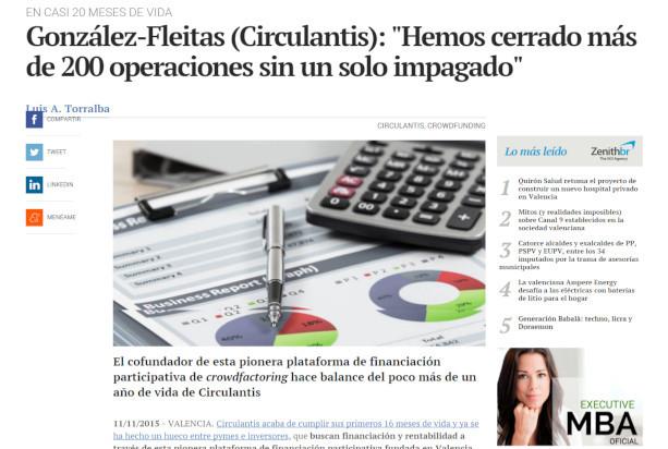 entrevista a guillermo gonzalez fleitas en valencia plaza - circulantis