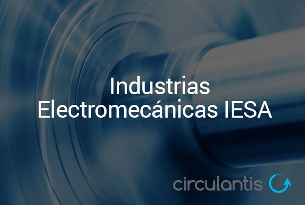 industrias electromecánicas iesa - circulantis