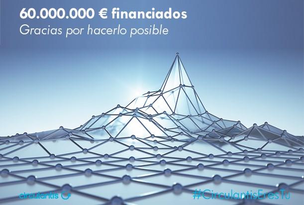 circulantis alcanza los 60 millones de financiacion - circulantis