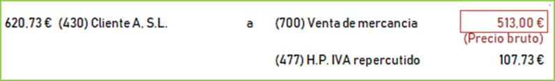 diferencia entre precio bruto y precio neto en una factura img2 - circulantis