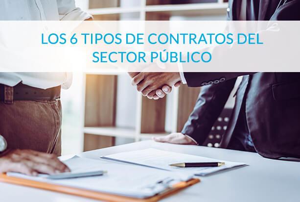 los 6 tipos de contratos del sector publico - circulantis
