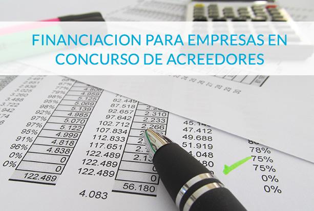 financiacion para empresas en concurso de acreedores - circulantis