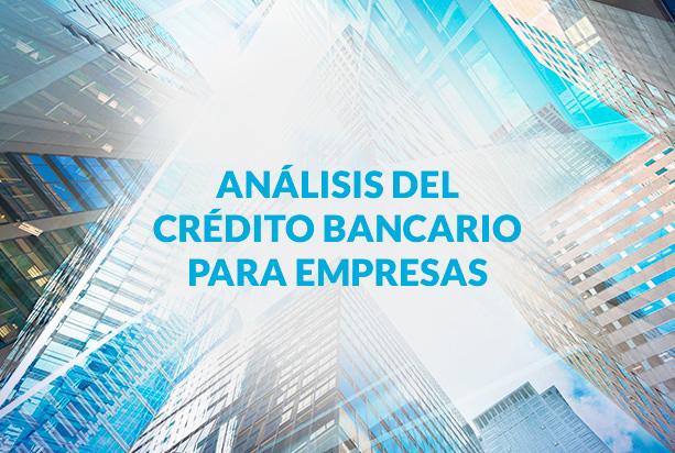 estudio analisis credito bancario empresas - circulantis